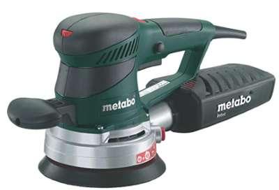 Metabo SXE 450 TurboTec - Lijadora excéntrica Metabo